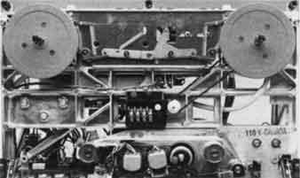 The famous Revox A77 MK I taperecorder