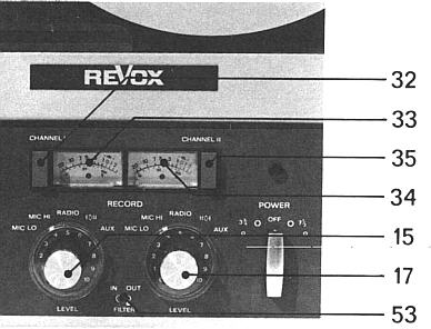 operating instructions for the revox a77 equipped with dolby b system rh reeltoreel de revox b77 owners manual revox a77 user manual pdf