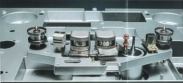 new tape guides for ReVox B77 /& PR99 machines...
